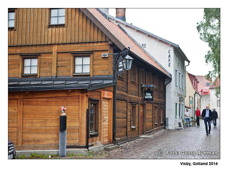 Visby, Gotland 2014