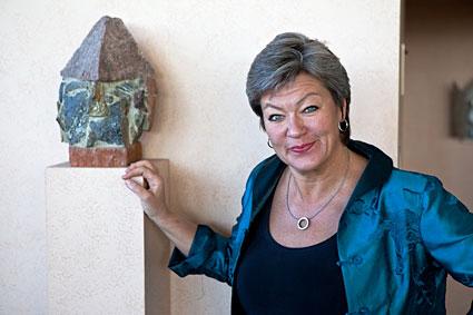 Ylva Johansson - Riksdagen 2014-03-21