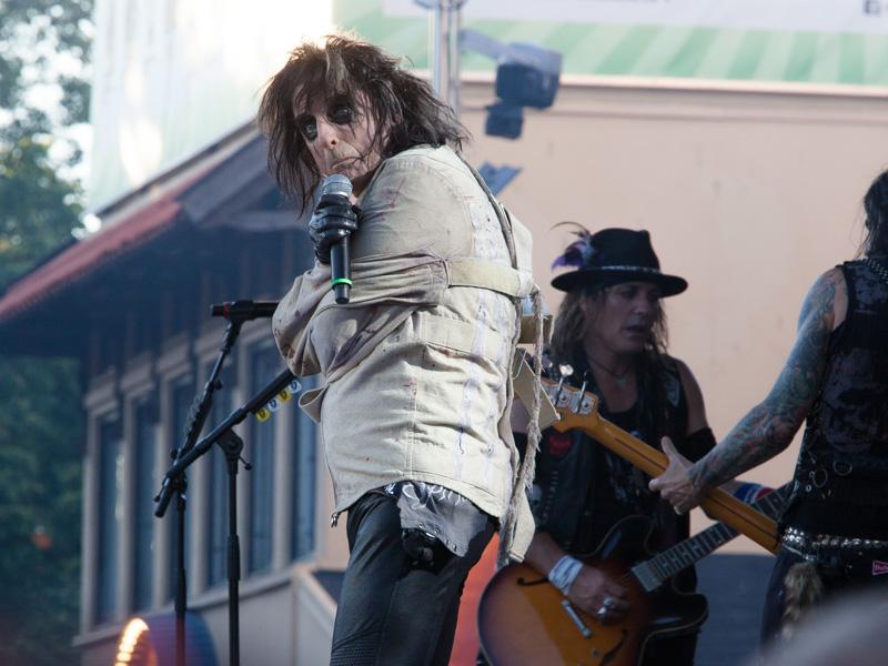Alice Cooper - Gröna Lund 2015-07-04