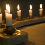 Ljus Heliga Korsets kapell 2007-09-20