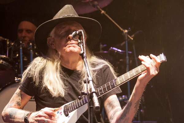 Johnny Winter Sweden Rock Festival 2009-06-05 (14)
