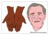 Händer/George Bush