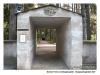 Murens portal vid Skogskapellet - Skogskyrkogården