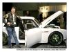 Erik Hansson och hans Volvo Amazon - Stockholm Lifestyle Motor Show